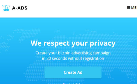 Alternativa ad AdSense che paga in Bitcoin