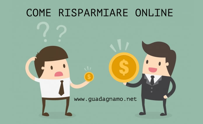 Risparmiare online – diversi metodi