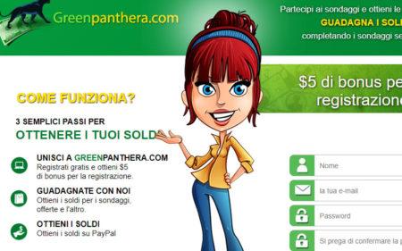 Recensione di Greenpanthera – scopriamo se è affidabile e se funziona