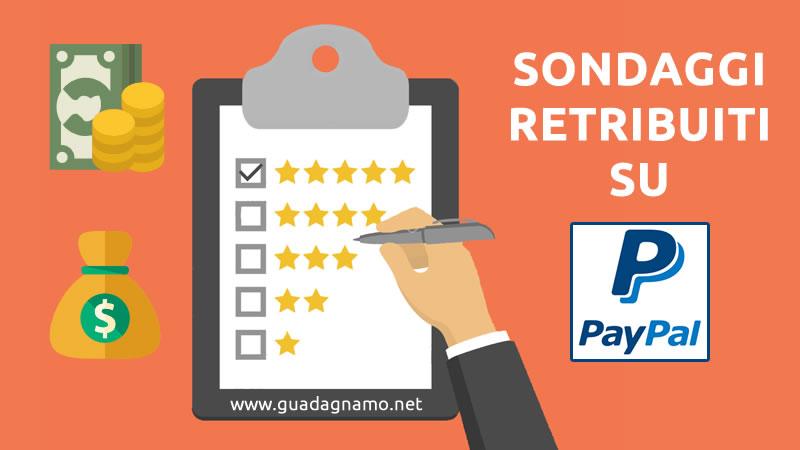Ecco le Migliori Piattaforme di Sondaggi Retribuiti con PayPal